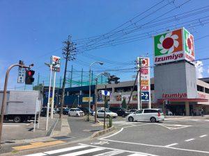 スーパーセンターイズミヤ堅田店
