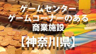 神奈川県 ゲームセンター